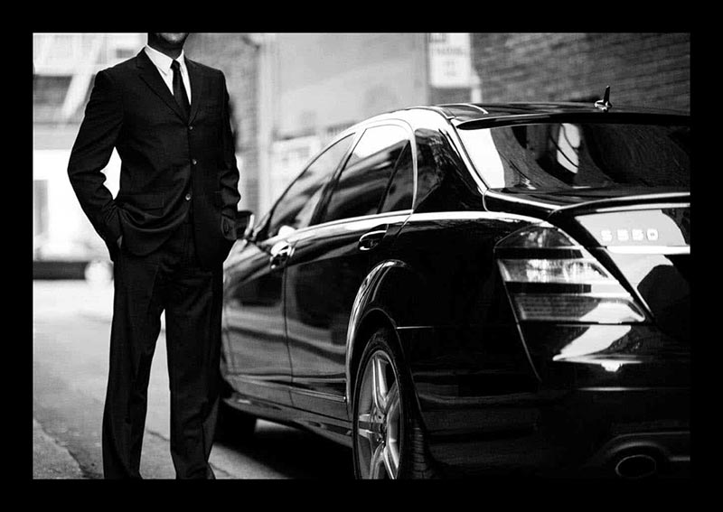 Limo Chauffeur