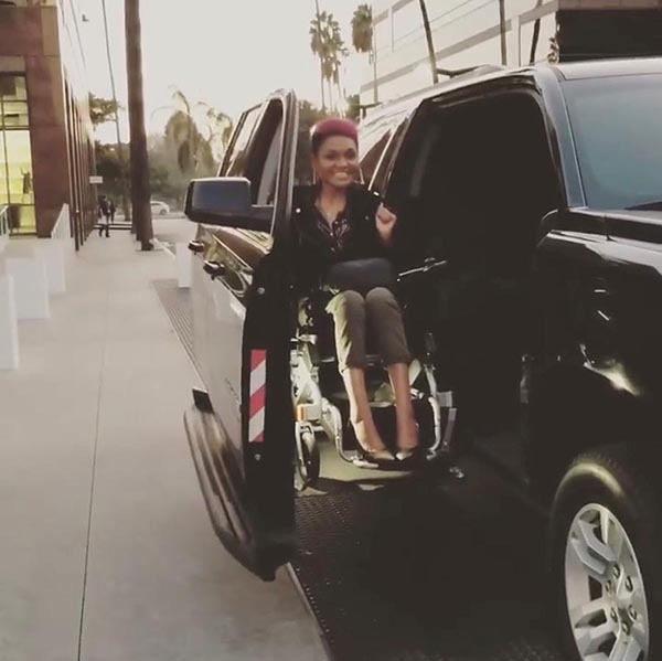 L.A. Classic Transportation's Wheelchair service